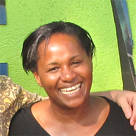 Evelyn Rubalema